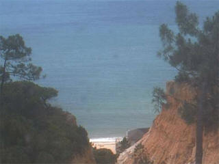 Algarve webcam, Albufeira