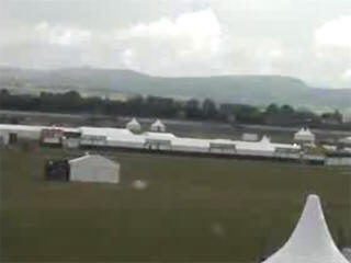 T in the park arena and stage