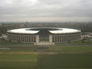Berlin olympic stadium web cam
