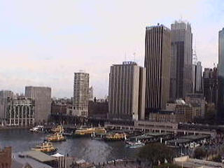 Darling harbour web cam
