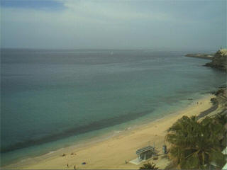 Fuerteventura beach live webcam