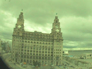 Liver building webcam