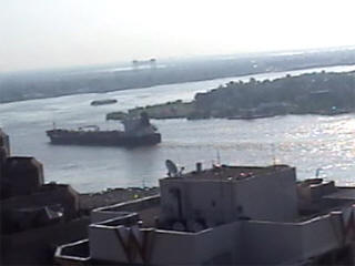 New Orleans port web cam