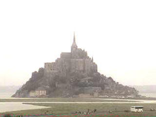 Us avranches mont saint michel webcam
