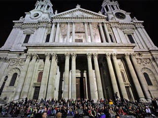 St Pauls Cathedral webcam
