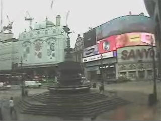 Piccadilly circus web cam