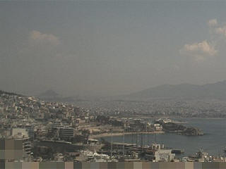 Piraeus Harbour, Athens port webcam